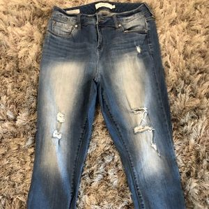 Torrid girlfriend jeans size 12R